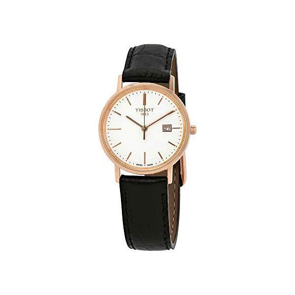 ティソ 腕時計 TISSOT T922.210.76.011.00 ウォッチ レディース 女性用 Tissot T-Gold Ladies 18kt Rose Gold Watch T922.210.76.011.00