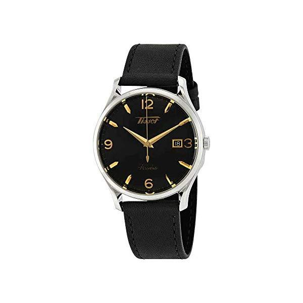ティソ 腕時計 TISSOT T118.410.16.057.01 ウォッチ メンズ 男性用 Tissot Mens Heritage Visodate - T1184101605701