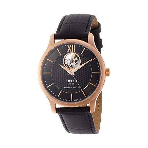 ティソ 腕時計 TISSOT T0639073606800 ウォッチ メンズ 男性用 Tissot T Classic Tradition Automatoic Anthracite Dial Mens Watch T063.907.36.068.00