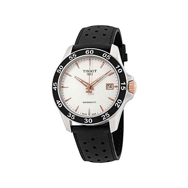 ティソ 腕時計 TISSOT T106.407.26.031.00 ウォッチ メンズ 男性用 Tissot Mens V8 Swissmatic - T1064072603100