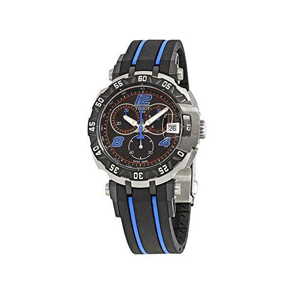 ティソ 腕時計 TISSOT T092.417.27.207.01 ウォッチ Tレース メンズ 男性用 Tissot T-Race Chronograph Mens Watch T092.417.27.207.01
