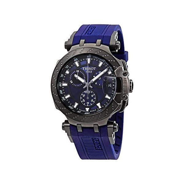 ティソ 腕時計 TISSOT T115.417.37.041.00 ウォッチ Tレース TISSOT T-Race Chrono T115.417.37.041.00