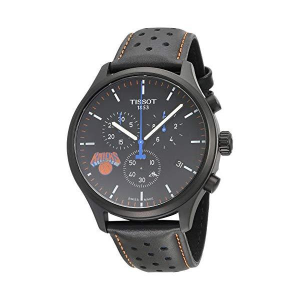 ティソ 腕時計 TISSOT T1166173605105 ウォッチ NBA メンズ 男性用 Tissot Mens Chrono XL NBA Chronograph New York Knicks - T1166173605105