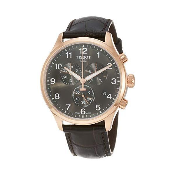 ティソ 腕時計 TISSOT T1166173605701 ウォッチ メンズ 男性用 Tissot Mens Chrono XL - T1166173605701