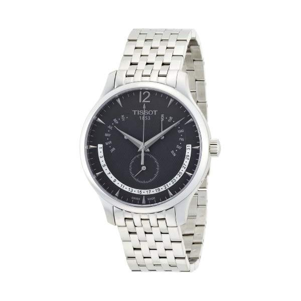ティソ 腕時計 TISSOT T063 637 11 067 00 ウォッチ メンズ 男性用 Tissot Men's T063 637 11 067 00 Anthracite Dial WatchtdrhxsQC