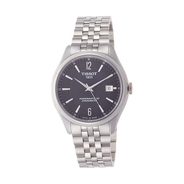 ティソ 腕時計 TISSOT T1084081105700 ウォッチ メンズ 男性用 Tissot Mens Ballade Powermatic 80 Cosc - T1084081105700