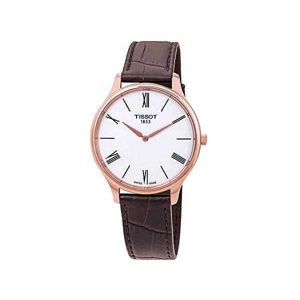 ティソ 腕時計 TISSOT T063.409.36.018.00 ウォッチ メンズ 男性用 Tissot Mens Tradition - T0634093601800