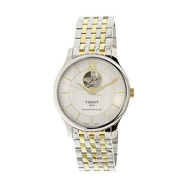 ティソ 腕時計 TISSOT T063.907.22.038.00 ウォッチ メンズ 男性用 Tissot Tradition Powermatic 80 Automatic Mens Watch T063.907.22.038.00