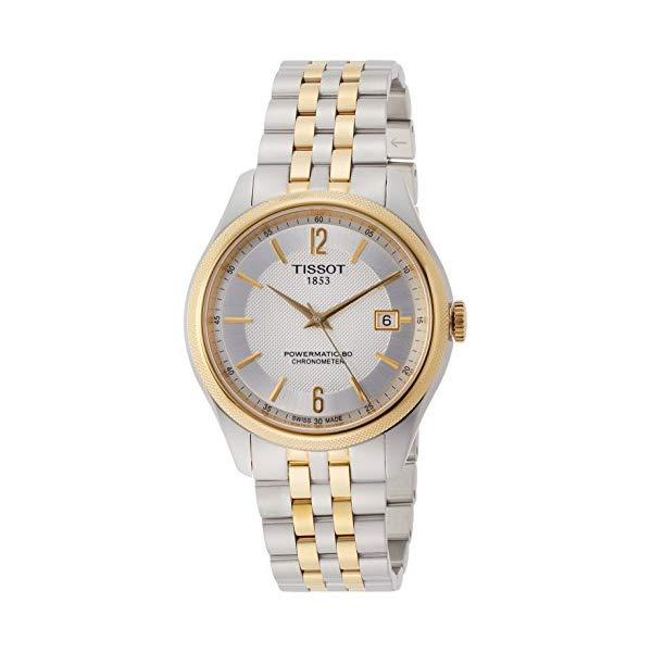 ティソ 腕時計 TISSOT T1084082203700 ウォッチ Tissot T-Classic Ballade Automatic Watch T108. 408. 22. 037. 00