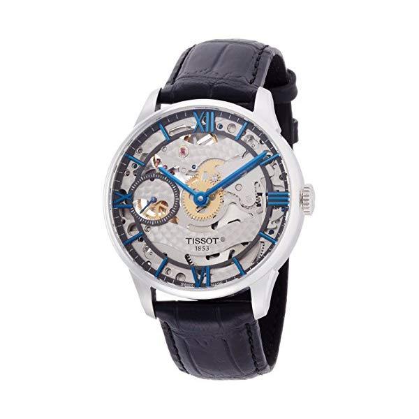 ティソ 腕時計 TISSOT T0994051641800 ウォッチ メンズ 男性用 Tissot Chemin Des Tourelles Squelette Automatic Men's Watch T0994051641800