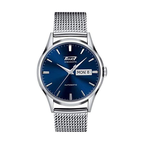 ティソ 腕時計 TISSOT T019.430.11.041.00 ウォッチ メンズ 男性用 Tissot Men's Automatic Stainless Steel Visodate Mesh Watch T1094301104100