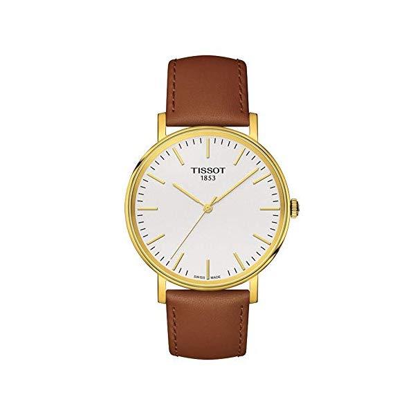ティソ 腕時計 TISSOT T1094103603100 ウォッチ メンズ 男性用 Tissot T-Classic Everytime Silver Dial Mens Watch T109.410.36.031.00