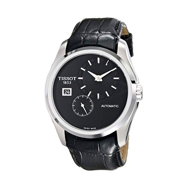 ティソ 腕時計 TISSOT T0354281605100 ウォッチ メンズ 男性用 Tissot Men's T0354281605100 Analog Display Automatic Self Wind Black Watch
