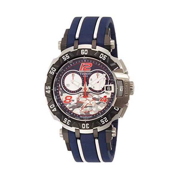 ティソ 腕時計 TISSOT T092.417.27.057.03 ウォッチ Tレース 限定 Tissot T0924172705703 T-Race Quartz Nicky Hayden Limited Edition 2016