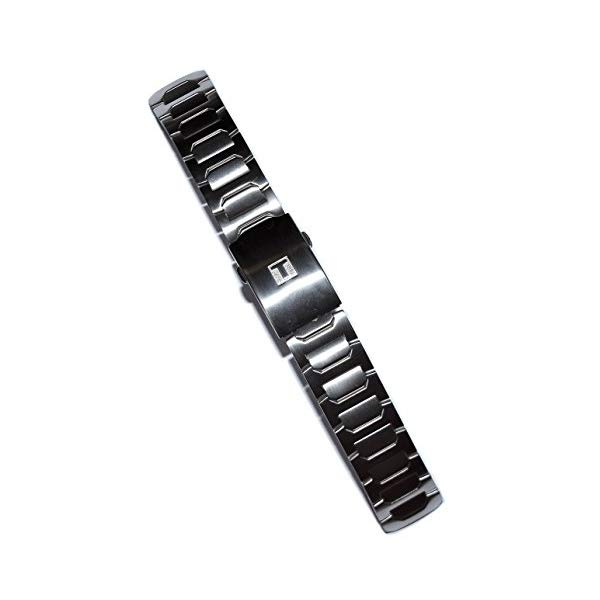 ティソ 腕時計 TISSOT T091420A ウォッチ 替えバンド 替えベルト ストラップ Tissot T-Touch Expert Solar Titanium Watch Band Bracelet [Check for T091420A ON The Back of Watch]