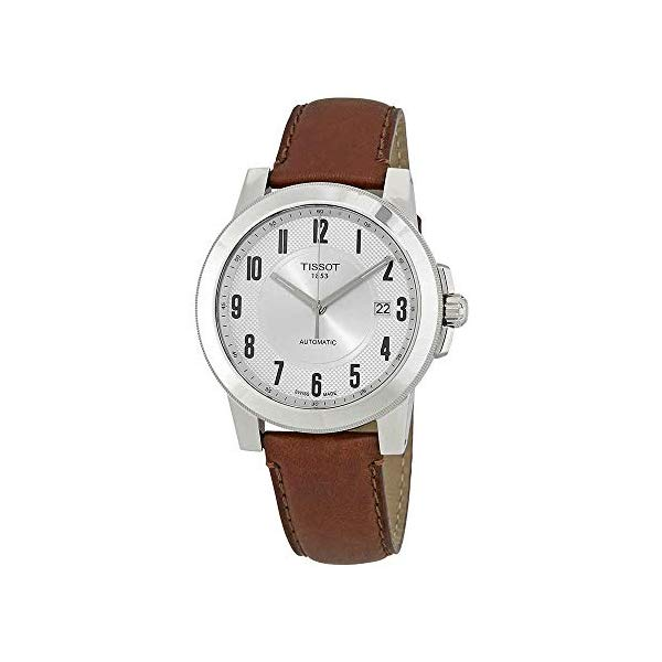 ティソ 腕時計 TISSOT T098.407.16.032.00 ウォッチ メンズ 男性用 Tissot Mens Gentleman Swissmatic - T0984071603200
