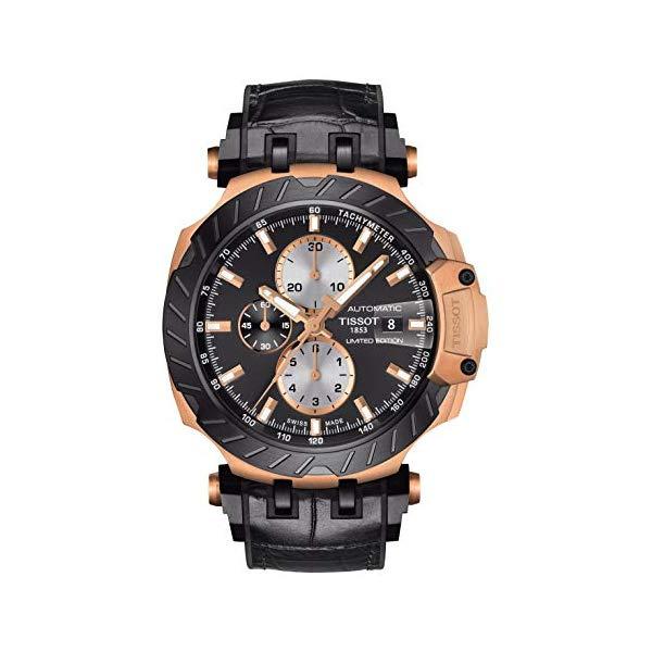 ティソ 腕時計 TISSOT T1154273705100 ウォッチ Tレース 限定 TISSOT T-Race MotoGP 2019 Automatic Chronograph Limited Edition T115.427.37.051.00