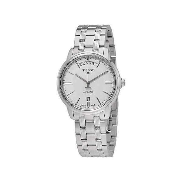 ティソ 腕時計 TISSOT T065.930.11.031.00 ウォッチ メンズ 男性用 Tissot T-Classic Automatic III White Dial Mens Watch T065.930.11.031.00