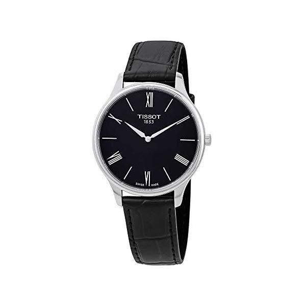 ティソ 腕時計 TISSOT T063.409.16.058.00 ウォッチ メンズ 男性用 Tissot Mens Tissot Tradition - T0634091605800