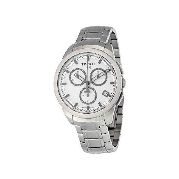 ティソ 腕時計 TISSOT t0694174403100 ウォッチ メンズ 男性用 Tissot T-Sport Silver Dial Titanium Men's Watch T0694174403100
