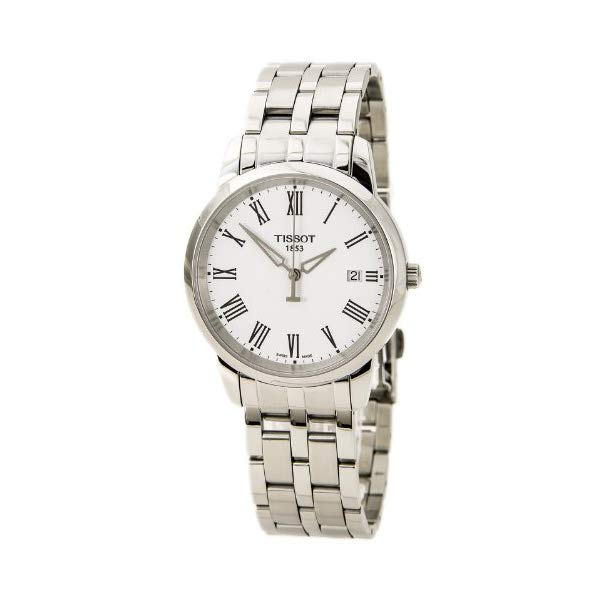 ティソ 腕時計 TISSOT T0334101101301 ウォッチ Tissot T0334101101301 Watches Classic Dream White DIAL