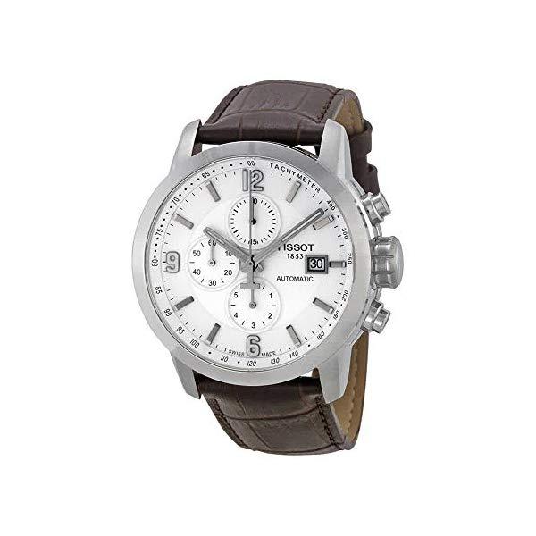 ティソ 腕時計 TISSOT T0554271601700 ウォッチ メンズ 男性用 Tissot Mens PRC 200 Automatic Chronograph - T0554271601700