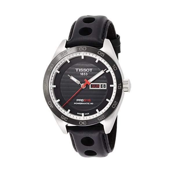 ティソ 腕時計 TISSOT T1004301605100 ウォッチ Tissot t1004301605100 PRS 516 AUTOMATIC GENT WATCH