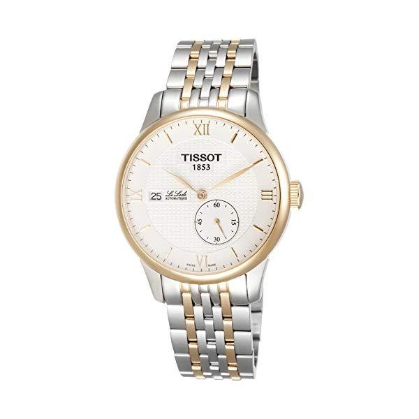 ティソ 腕時計 TISSOT T006.428.22.038.00 ウォッチ メンズ 男性用 Tissot T0064282203800 Le Locle Mens Watch - Two-Tone Stainless Steel