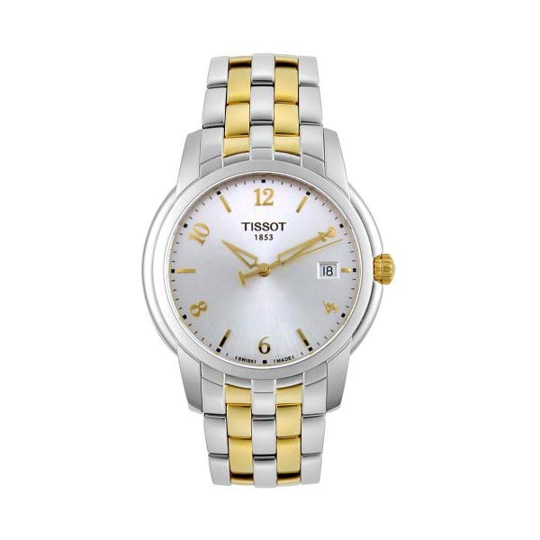 ティソ 腕時計 TISSOT T97248132 ウォッチ メンズ 男性用 Tissot Men's T97248132 T-Classic Ballade III Quartz Collection Watch