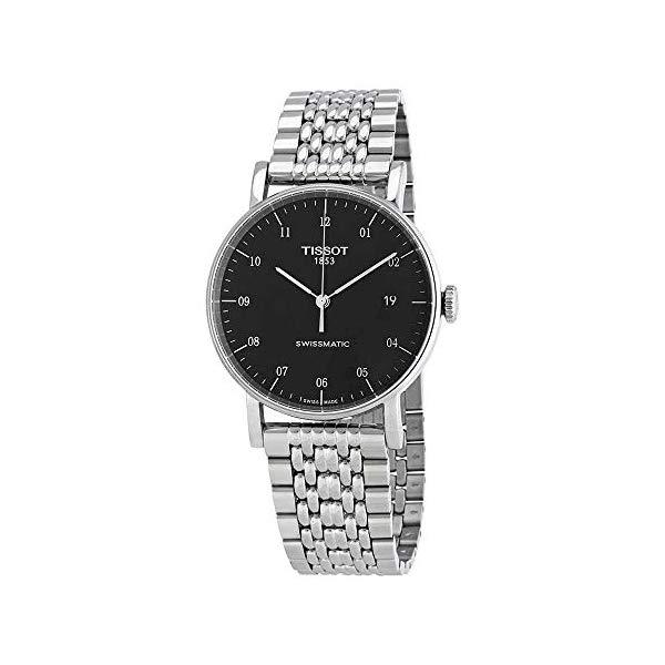 ティソ 腕時計 TISSOT T1094071105200 ウォッチ ユニセックス 男女兼用 Tissot Unisex Everytime Swissmatic - T1094071105200