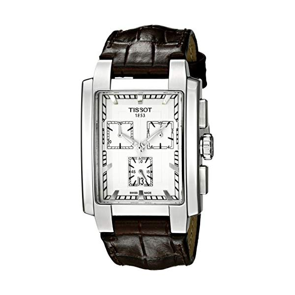 ティソ 腕時計 TISSOT T0617171603100 ウォッチ メンズ 男性用 Tissot Men's T0617171603100 Analog Display Quartz Brown Watch