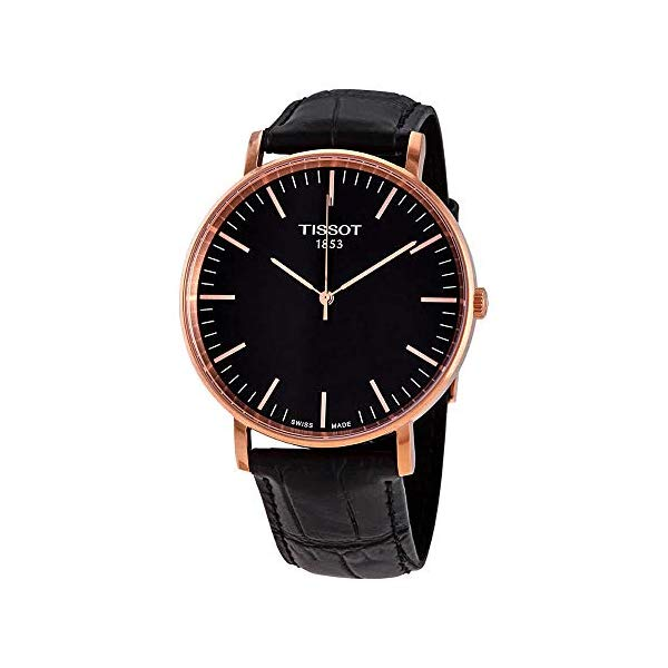 ティソ 腕時計 TISSOT T1096103605100 ウォッチ メンズ 男性用 Tissot Mens Everytime Large - T1096103605100
