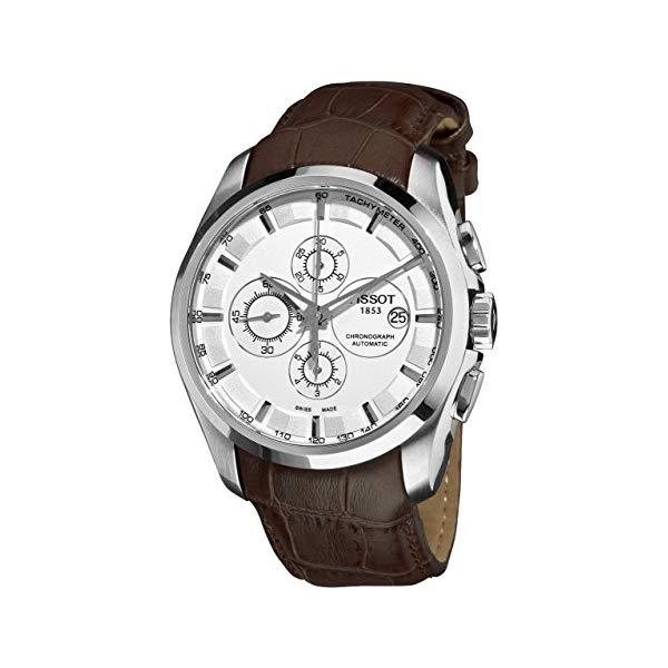 ティソ 腕時計 TISSOT T035.627.16.031.00 ウォッチ メンズ 男性用 Tissot Men's Couturier Chronograph Watch T035.627.16.031.00