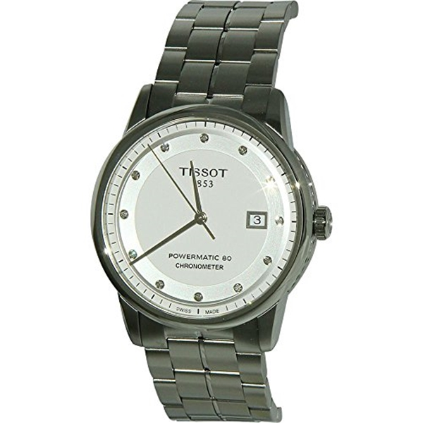 ティソ Tissot 腕時計 メンズ 時計 Tissot Luxury Automatic Cosc Men's Watch T0864081101600
