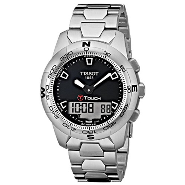ティソ Tissot 腕時計 メンズ 時計 TISSOT watch T-TOUCH II T0474201105100 Men's [regular imported goods]