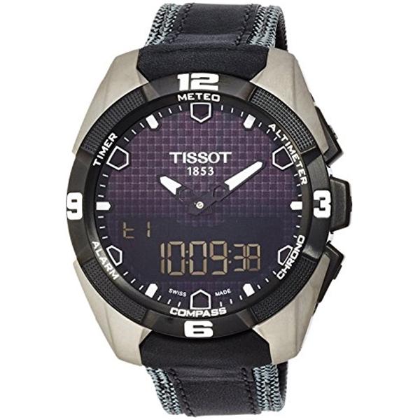 ティソ Tissot 腕時計 メンズ 時計 TISSOT watch T-Touch Expert Solar T0914204605101 Men's [regular imported goods]