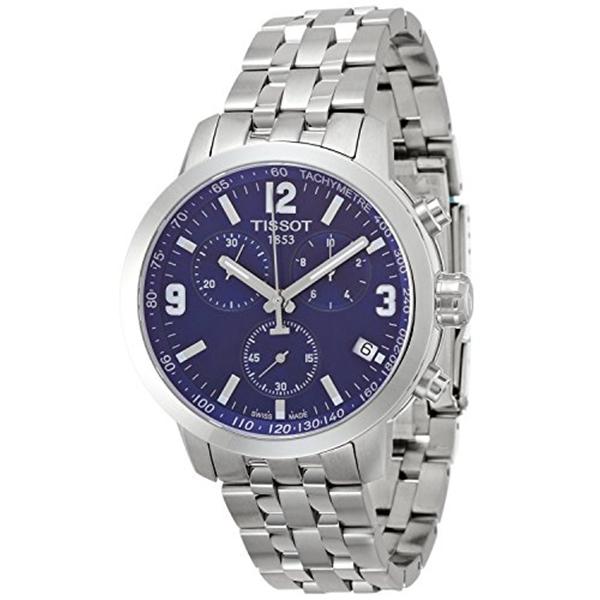 ティソ Tissot 腕時計 メンズ 時計 TISSOT watch PRC200 Chronograph T0554171104700 Men's [regular imported goods]