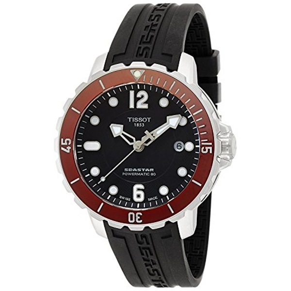 ティソ Tissot 腕時計 メンズ 時計 TISSOT watch SEASTAR 1000 Powermatic 80 T0664071705703 Men's [regular imported goods]