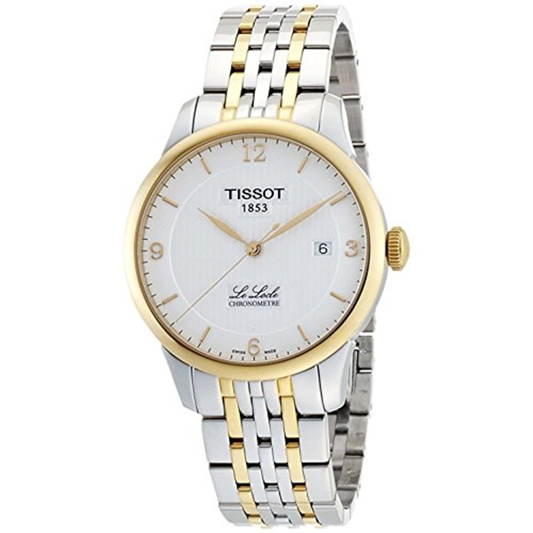ティソ Tissot 腕時計 メンズ 時計 TISSOT watch Le Locle Automatic Gent COSC T0064082203700 Men's [regular imported goods]