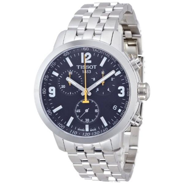 ティソ Tissot 腕時計 メンズ 時計 TISSOT watch PRC200 Chronograph T0554171105700 Men's [regular imported goods]