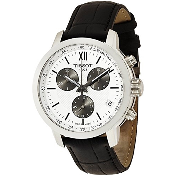 ティソ Tissot 腕時計 メンズ 時計 TISSOT watch PRC200 Fencing Quartz Chronograph T0554171603800 Men's [regular imported goods]