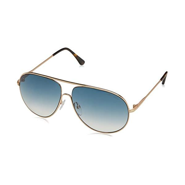 トムフォード サングラス TOM FORD FT0450 28P Tom Ford TF450 Aviator Sunglasses Cliff FT0450