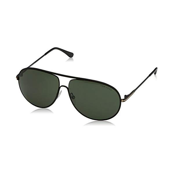 トムフォード サングラス TOM FORD FT0450 02N Tom Ford TF450 Aviator Sunglasses Cliff FT0450