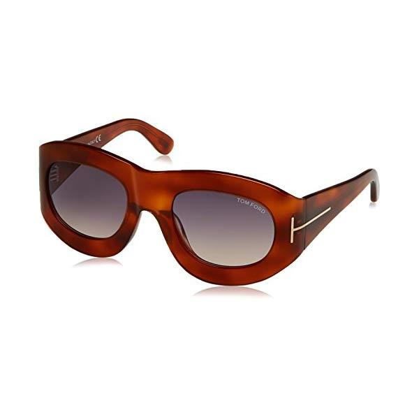 トムフォード サングラス TOM FORD FT0403-52B Tom Ford Women's FT0403 Sunglasses, Havana