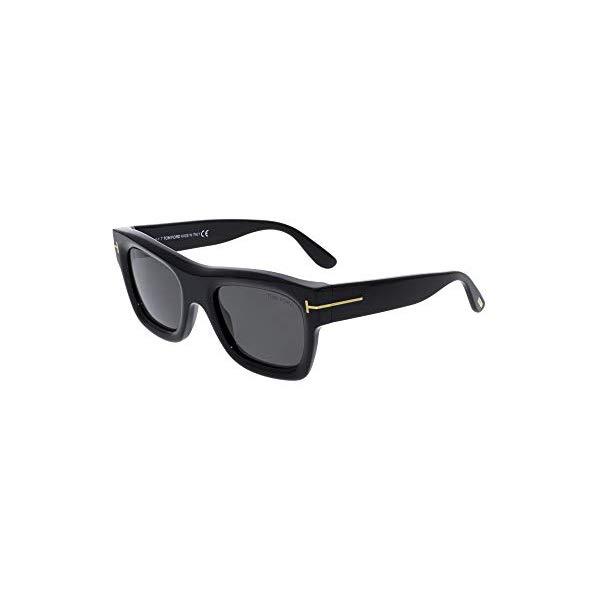 トムフォード サングラス TOM FORD FT0558 New Tom Ford Sunglasses Men TF 0558 Black 01A Wagner-02 52mm