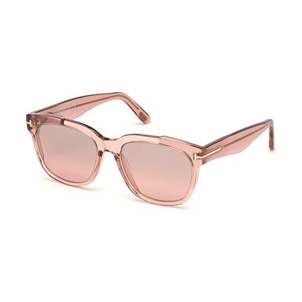 トムフォード サングラス TOM FORD FT0714 72Z Tom Ford Sunglasses FT 0714 Rhett 72Z shiny pink/gradient or mirror violet