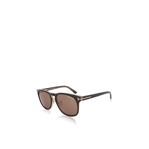 トムフォード サングラス TOM FORD FT0346-50J-55 Tom Ford Women's TF0346 Sunglasses, Brown