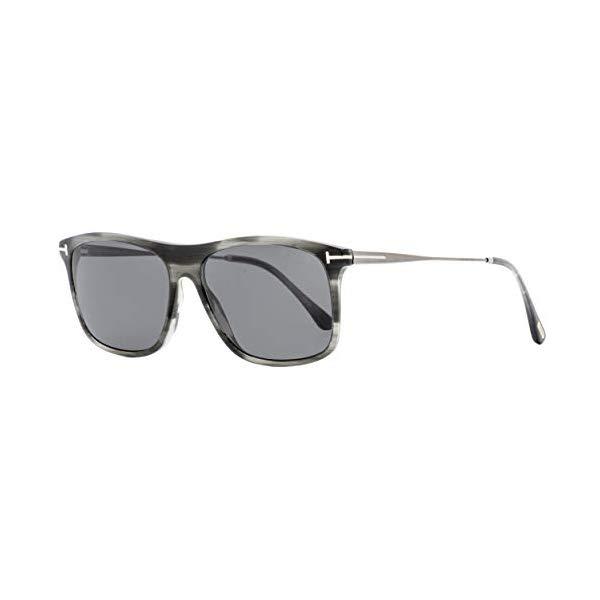 トムフォード サングラス TOM FORD FT0588 Tom Ford Sunglasses FT 0588 Max- 02 20A grey/other / smoke