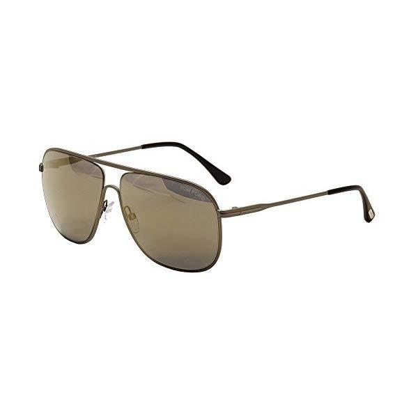 トムフォード サングラス TOM FORD TF451 Dominic Tom Ford Sunglasses TF 451 Dominic 09C Silver 60mm