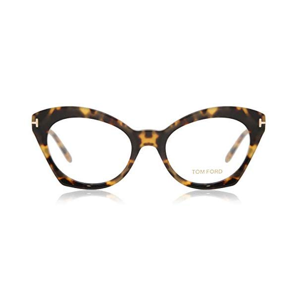 トムフォード サングラス TOM FORD FT5456 056 52 Tom Ford FT5456 Cat Eye Eyeglasses 52mm